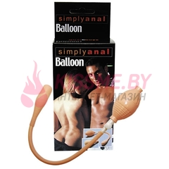 Груша анальная Simply anal balloon