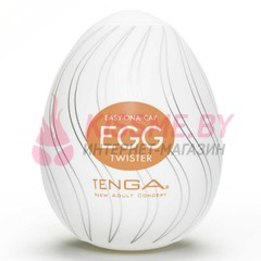 Мастурбатор яйцо Tenga egg Twister